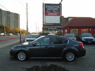 Used 2010 Subaru Legacy Limited Moon/ AWD / LEATHER / ROOF / CLEAN / A/C / for sale in Scarborough, ON
