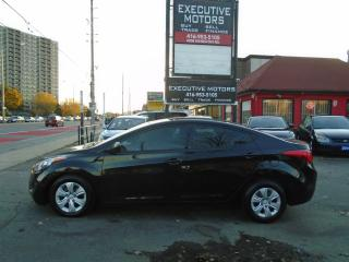 Used 2013 Hyundai Elantra L/ 5 SPD MANUAL/ LOW KM / LIKE NEW / EXTRA CLEAN / for sale in Scarborough, ON