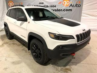 New 2021 Jeep Cherokee Trailhawk for sale in Peace River, AB
