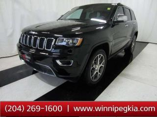 Used 2020 Jeep Grand Cherokee Limited *Accident Free!* for sale in Winnipeg, MB