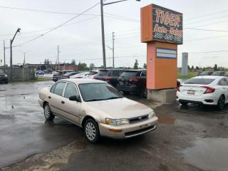 Used 1995 Toyota Corolla Base**RUNS AND DRIVES**ONLY 137KMS**AS IS SPECIAL for sale in London, ON
