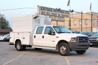Used 2002 Ford F-450 7.3L DIESEL 4X4 for sale in Brampton, ON
