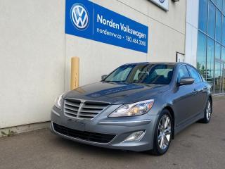 Used 2014 Hyundai Genesis 3.8L V6 LOADED for sale in Edmonton, AB