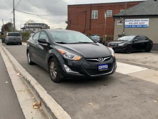 Used 2015 Hyundai Elantra Sport Appearance for sale in Scarborough, ON
