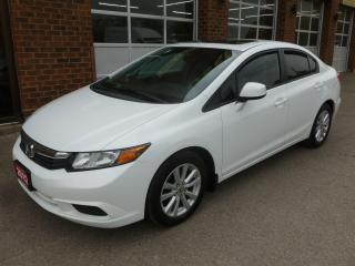 Used 2012 Honda Civic EX for sale in Weston, ON