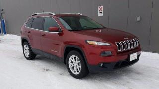 Used 2016 Jeep Cherokee North 4x4, 3.2L V6, Heated Seats, Remote Start, Re for sale in Winnipeg, MB