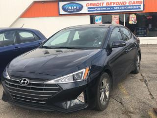 Used 2020 Hyundai Elantra Preferred for sale in Brantford, ON