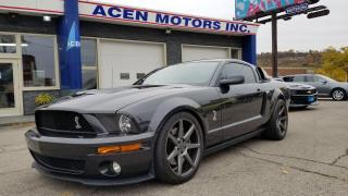 Used 2009 Ford Mustang Shelby GT500 for sale in Hamilton, ON