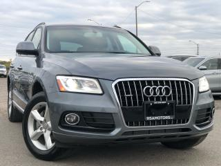 Used 2016 Audi Q5 2.0T Komfort for sale in Oakville, ON
