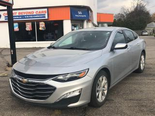 Used 2019 Chevrolet Malibu LT for sale in Brantford, ON