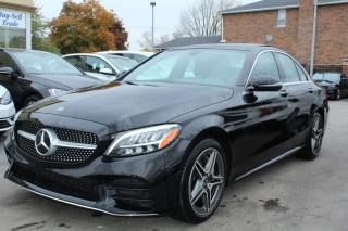 Used 2020 Mercedes-Benz C-Class C 300 Premium and Sport Pkg for sale in Brampton, ON