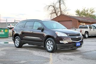 Used 2010 Chevrolet Traverse LS for sale in Brampton, ON