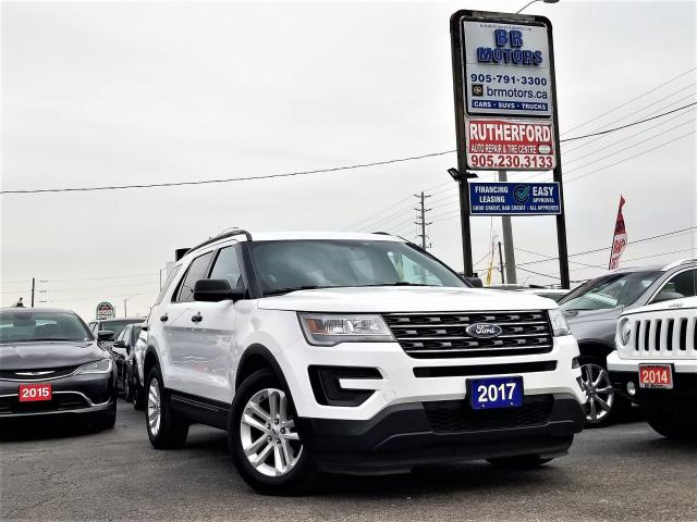 2017 Ford Explorer No accidents | FWD | 7 Seater | Reverse Cam  |V6