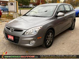 Used 2012 Hyundai Elantra Touring GLS|NO ACCIDENT|BT|SINGLE OWNER|SUNROOF|CERTIFIED for sale in Oakville, ON