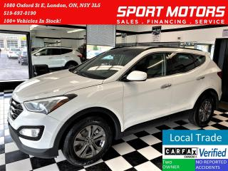 Used 2013 Hyundai Santa Fe Premium+New Tires & Brakes+Sensors+Accident Free for sale in London, ON