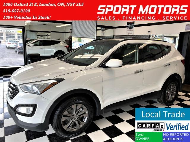 2013 Hyundai Santa Fe Premium+New Tires & Brakes+Sensors+Accident Free