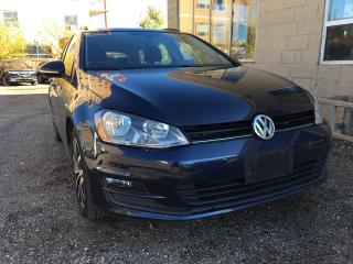 Used 2017 Volkswagen Golf SportWagen Comfortline for sale in Waterloo, ON