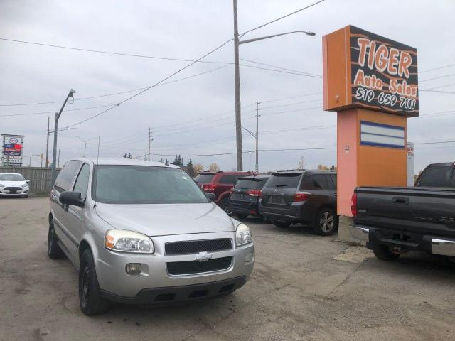 2009 Chevrolet Uplander LS**GREAT CONDITION**VERY CLEAN*ONLY 142 KMS*AS IS