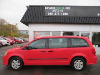 Used 2011 Dodge Grand Caravan SE, 7 PASSENGERS, LOW KM, ONLY 89000KM for sale in Mississauga, ON