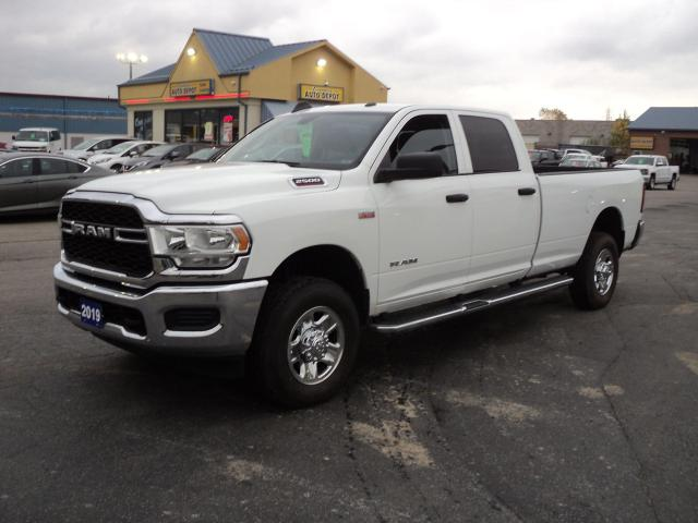 2019 RAM 2500 Tradesman CrewCab 4x4 6.4L Hemi 8ft Box BackUpCam