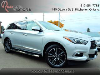 Used 2016 Infiniti QX60 AWD.Navi.360Camera.PanoRoof.HighlyOptioned for sale in Kitchener, ON