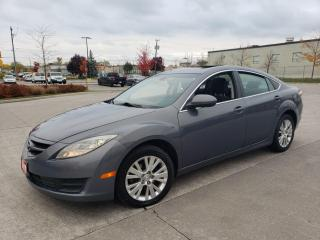 Used 2010 Mazda MAZDA6 GS, Auto, 4 Door, 3 Years Warranty Available. for sale in Toronto, ON