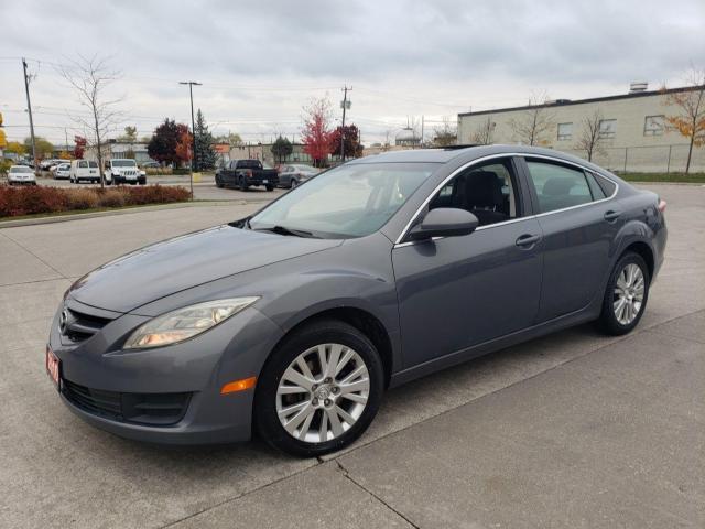 2010 Mazda MAZDA6 GS, Auto, 4 Door, 3 Years Warranty Available.