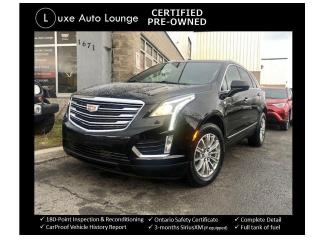 Used 2017 Cadillac XT5 LUXURY AWD, LEATHER, HEATED SEATS, SUNROOF, NAV!! for sale in Orleans, ON