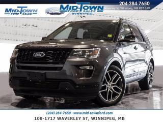 Used 2018 Ford Explorer SPORT AWD for sale in Winnipeg, MB