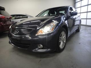 Used 2010 Infiniti G37 Luxury for sale in North York, ON