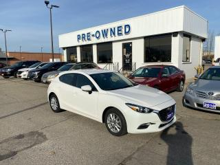 Used 2017 Mazda MAZDA3 GS for sale in Brantford, ON