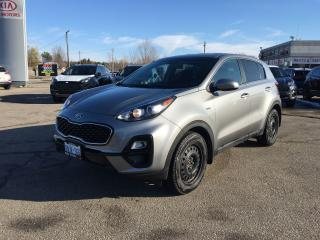 Used 2020 Kia Sportage LX for sale in Port Dover, ON