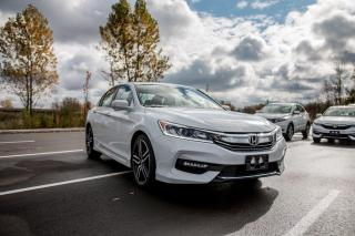 Used 2017 Honda Accord SDN Sport L4 for sale in Woodstock, ON