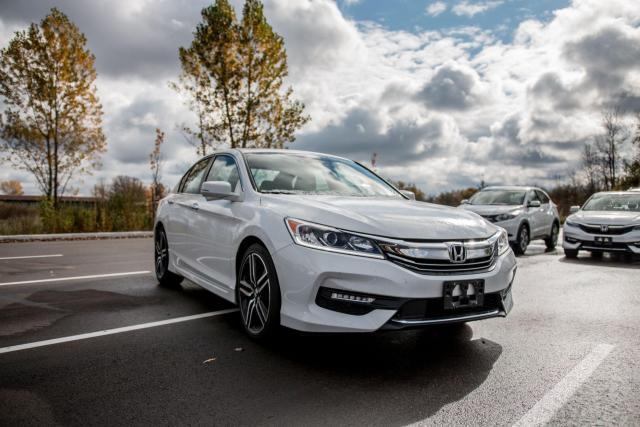 2017 Honda Accord SDN Sport L4