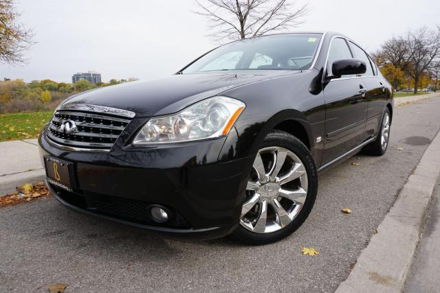 2007 Infiniti M45 STUNNING BEAST / NO ACCIDENTS / EXECUTIVE PACKAGE