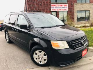 Used 2010 Dodge Grand Caravan Full Stow & Go SE for sale in Rexdale, ON