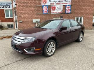 Used 2011 Ford Fusion SEL/2.5L/ONE OWNER/NO ACCIDENT/SAFETY+WARRANTY INC for sale in Cambridge, ON