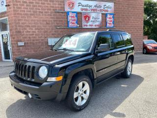 Used 2012 Jeep Patriot North/4X4/2.4L/NO ACCIDENT/SAFETY+WARRANTY INCLUDE for sale in Cambridge, ON