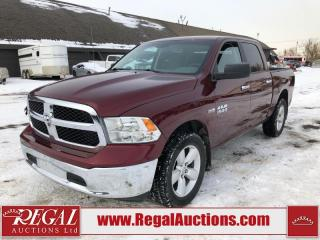 Used 2016 RAM 1500 SLT Crew Cab SWB 4WD 5.7L for sale in Calgary, AB