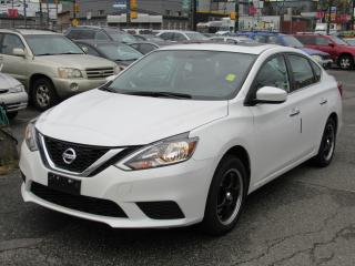 Used 2017 Nissan Sentra SV for sale in Vancouver, BC