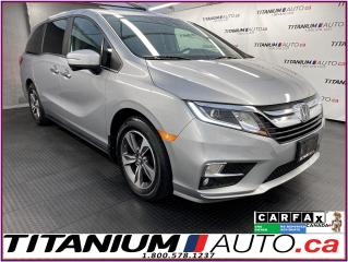 Used 2019 Honda Odyssey EX-L RES+GPS+Sunroof+Leather+Radar Cruise+VAC for sale in London, ON