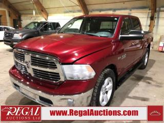 Used 2013 RAM 1500 4D Crew CAB 4WD for sale in Calgary, AB