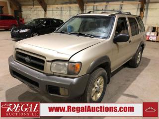 Used 1999 Nissan Pathfinder SE 4D Utility 4WD for sale in Calgary, AB