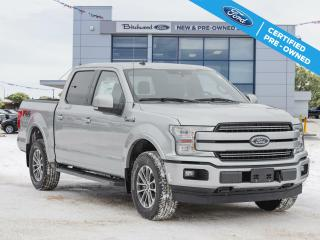 New 2020 Ford F-150 LARIAT 502A FX4 SPORT | MOONROOF | NAV for sale in Winnipeg, MB