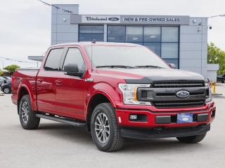 New 2020 Ford F-150 XLT 302A FX4 SPORT | NAV | REMOTE START for sale in Winnipeg, MB