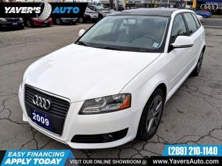 Used 2009 Audi A3 for sale in Hamilton, ON
