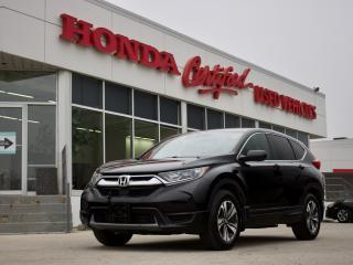 Used 2017 Honda CR-V LX AWD | APPLE CARPLAY | LOCAL for sale in Winnipeg, MB