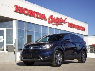 Used 2018 Honda CR-V EX AWD | HONDA SENDING | SUNROOF for sale in Winnipeg, MB