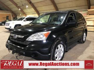 Used 2009 Honda CR-V 4D Utility AWD for sale in Calgary, AB