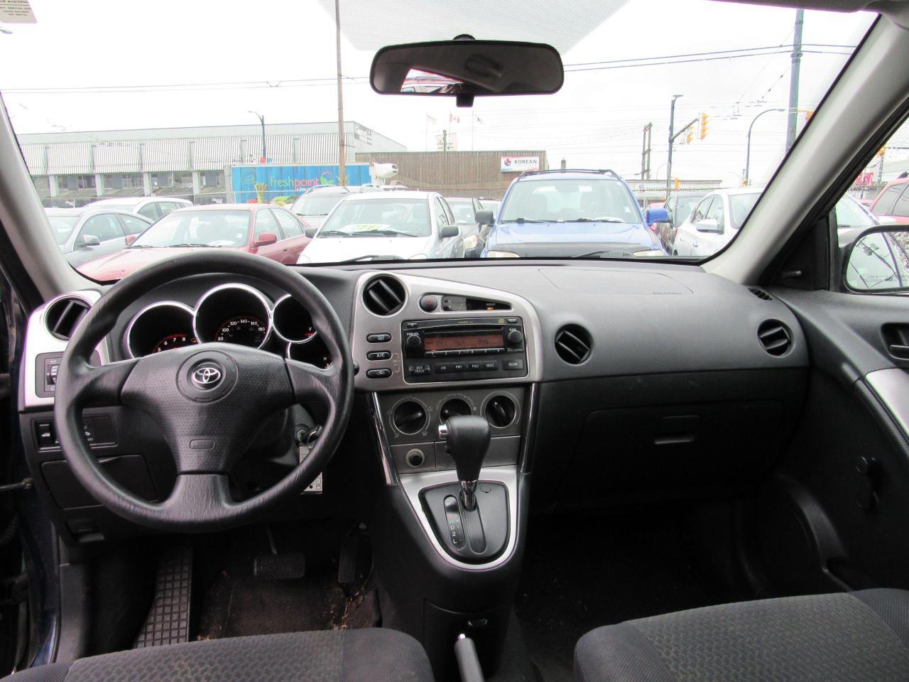 2005 Toyota Matrix